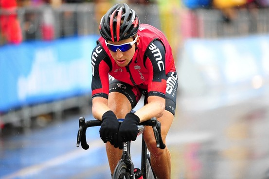 Taylor Phinney's inspiring story has gone viral with bicyclists.