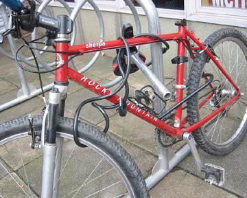 bike lock 4-4
