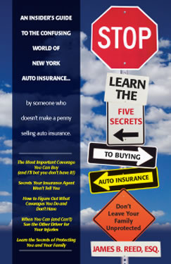 Get our free book today to protect yourself in case you're in an accident.