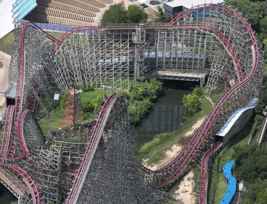 A Dallas woman was killed last week when she fell from the Texas Giant roller coaster.