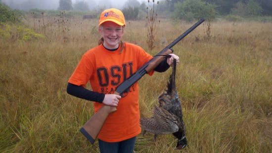 Veteran hunters need to encourage young hunters to head to the woods.