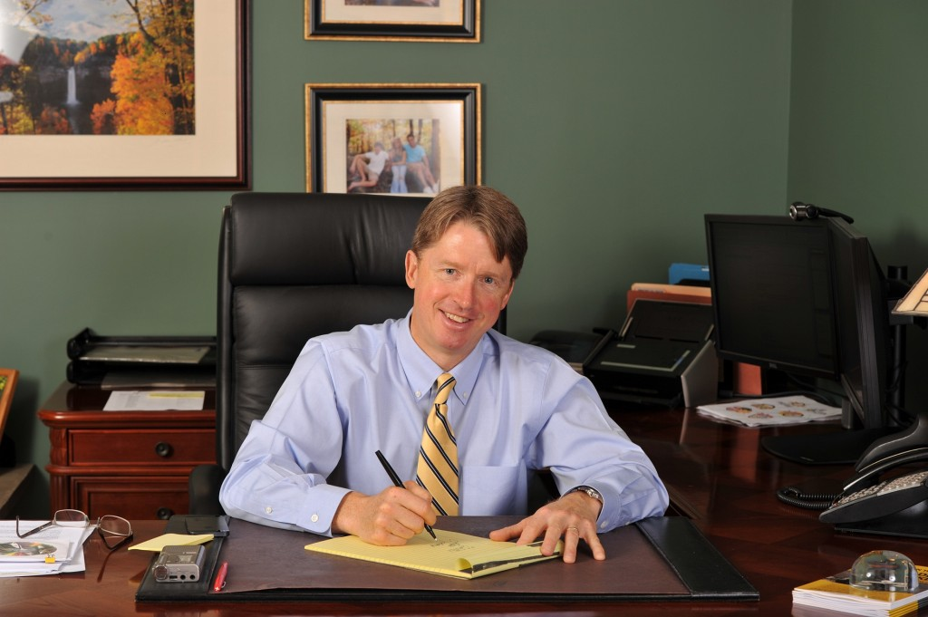 Jim Reed, managing partner of the Ziff Law Firm,