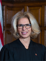 NY Court of Appeals Chief Judge Janet DiFiore.
