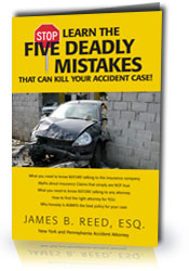 E-book about Accident Cases in New York